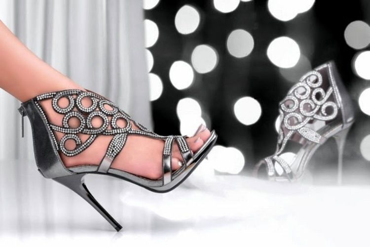Latest Eid Shoes Designs 2015-2016 for Women