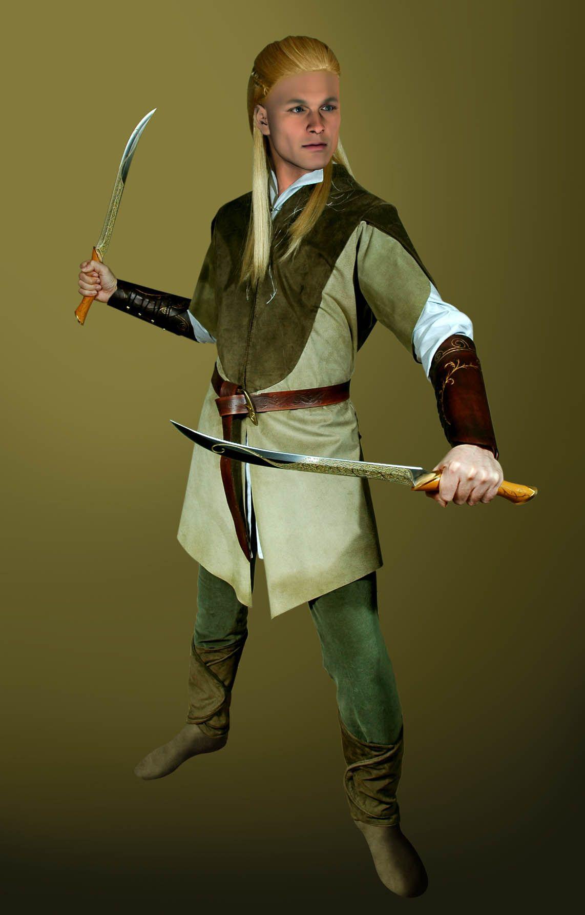 legolas costumes   Legolas costume   Clothears   kids ...