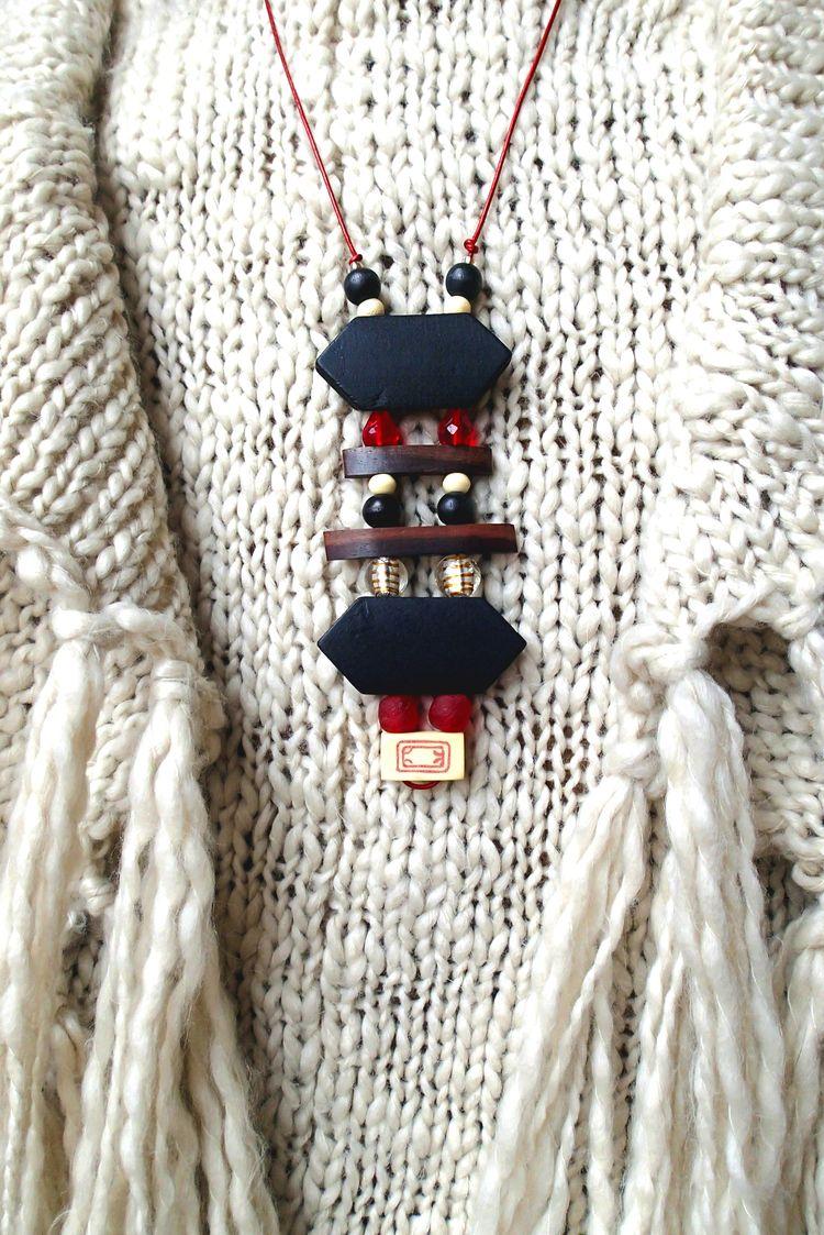 Blog: Beautiful District — ART::WEAR Necklaces by Cherie Lester