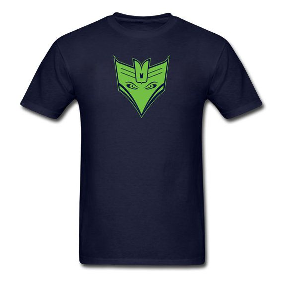 Seahawks Decepticon Logo / Green by BrandonBaselice on Etsy