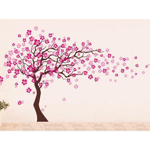 Sakura Japanese Cherry Blossom Decorative Sticker Box Set