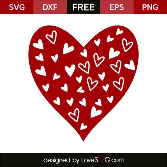 Download Heart | Lovesvg.com | Free stencils, Valentines svg ...