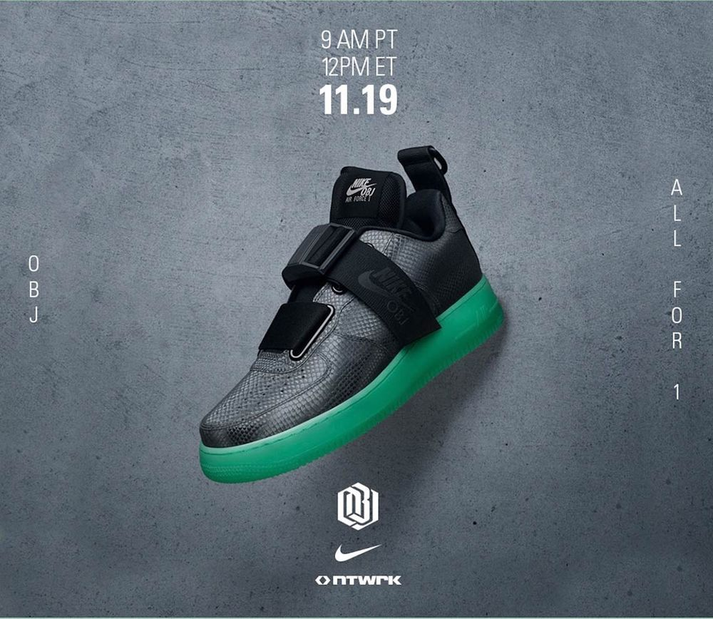 Nike Air Force 1 Utility OBJ SZ 12 #fashion #clothing #shoes