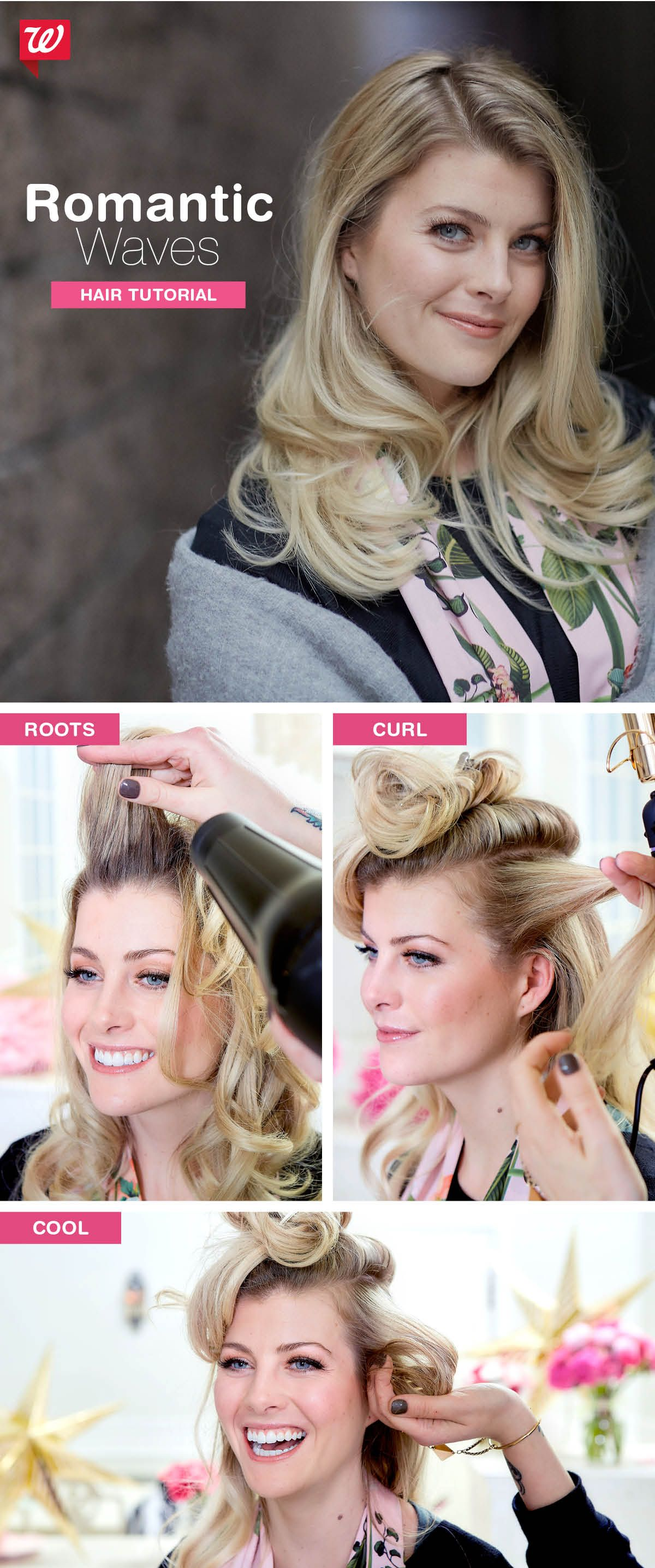 get dreamy loose curls with these easy professional hairstylist tips our hairstylist bria shows you