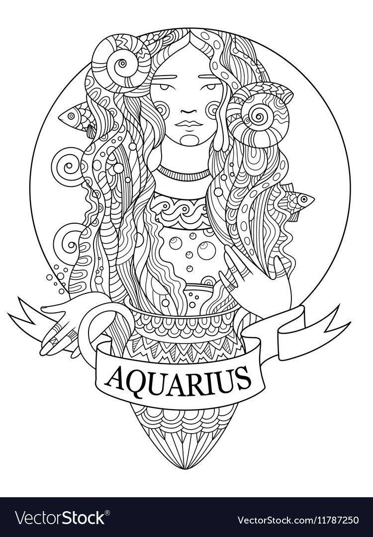 Pin On Zodiac Stencils