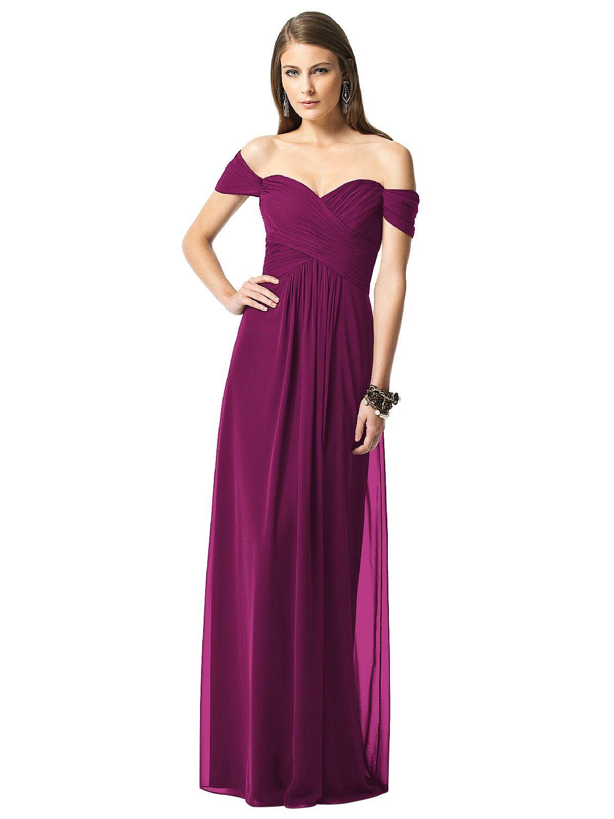 Dessy 2844 Bridesmaid Dress   Weddington Way   Miss to Mrs   Pinterest