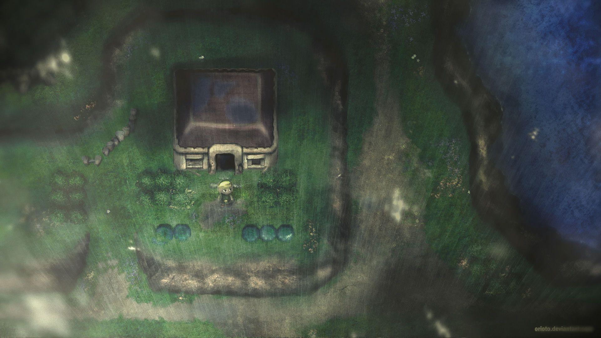 A Link To My Past Legend Of Zelda Star Wars Wallpaper