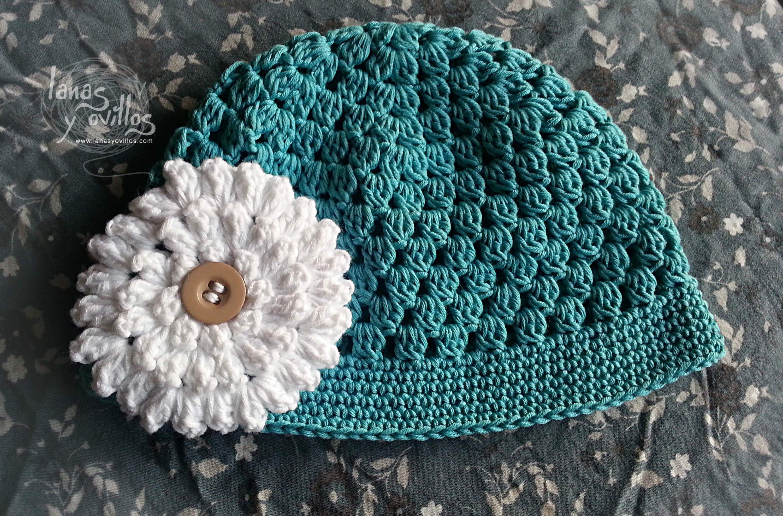 DulcesAmigus  Patrones crochet  especial gorros infantiles 410476ec85c