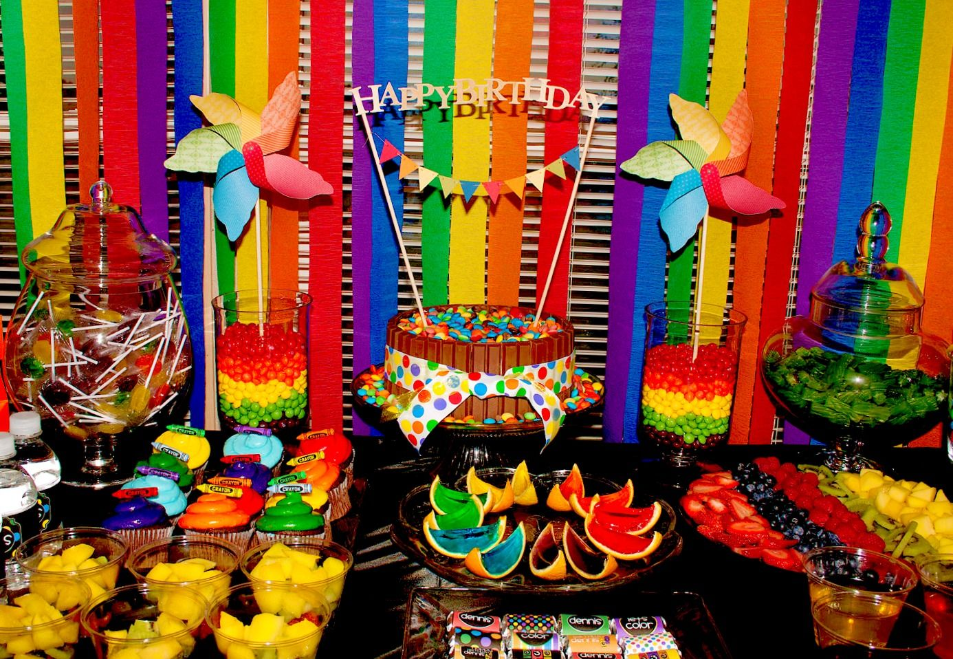 Nautical Rainbow Youll get it Rainbow parties Rainbows and