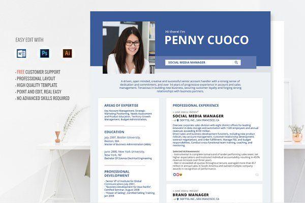 Facebook Timeline Resume Template Resume Template Resume Templates Resume Layout