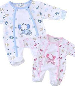 698c361ff579 BabyPrem Baby Clothes Premature Tiny   Newborn Girls Boys Sleepsuit ...