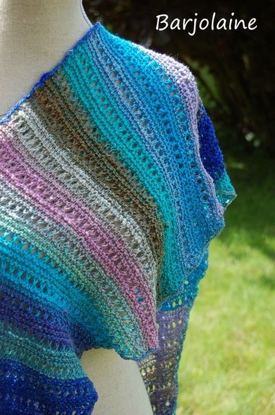 Baktus Shawl Pinterest Shawl Crochet And Knit Cowl