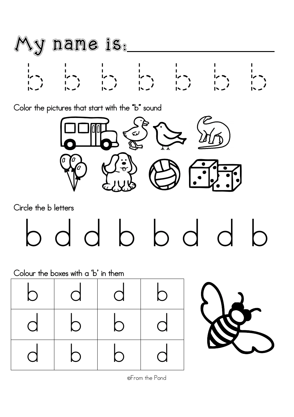b and d reversal kindergarten pinterest literacy phonics and school. Black Bedroom Furniture Sets. Home Design Ideas
