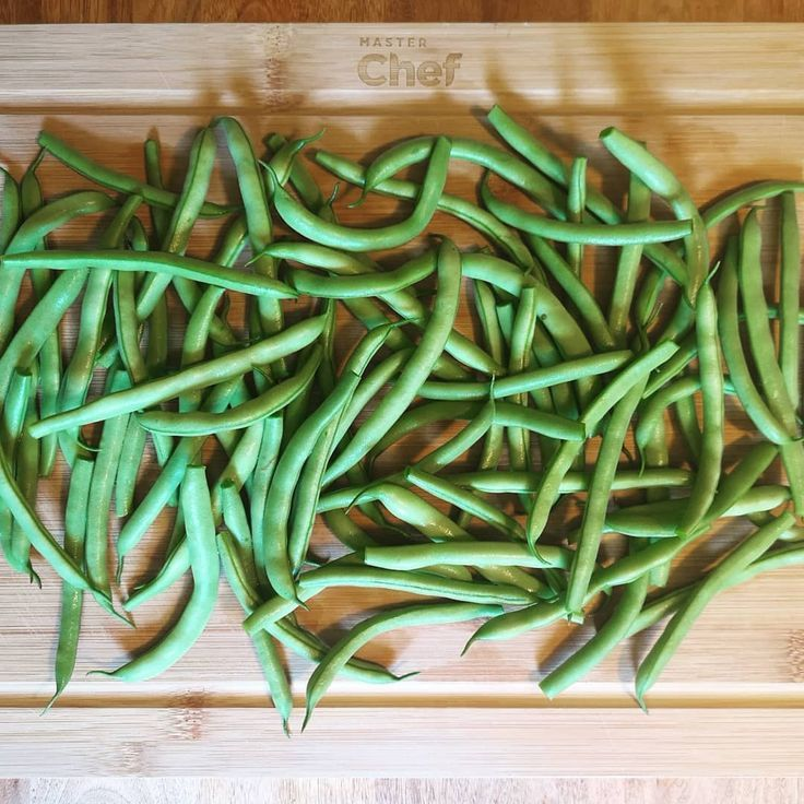 We ate all the green beans from our garden so far tonight they were delicious     We ate all the green beans from our garden so far tonight they were delicious