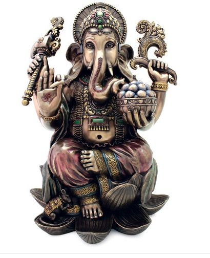 Ganesh, 2.5 ft tall rental for events