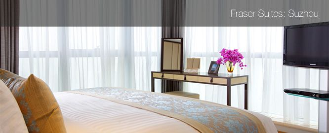 Accommodation & Features | Fraser Suites Suzhou