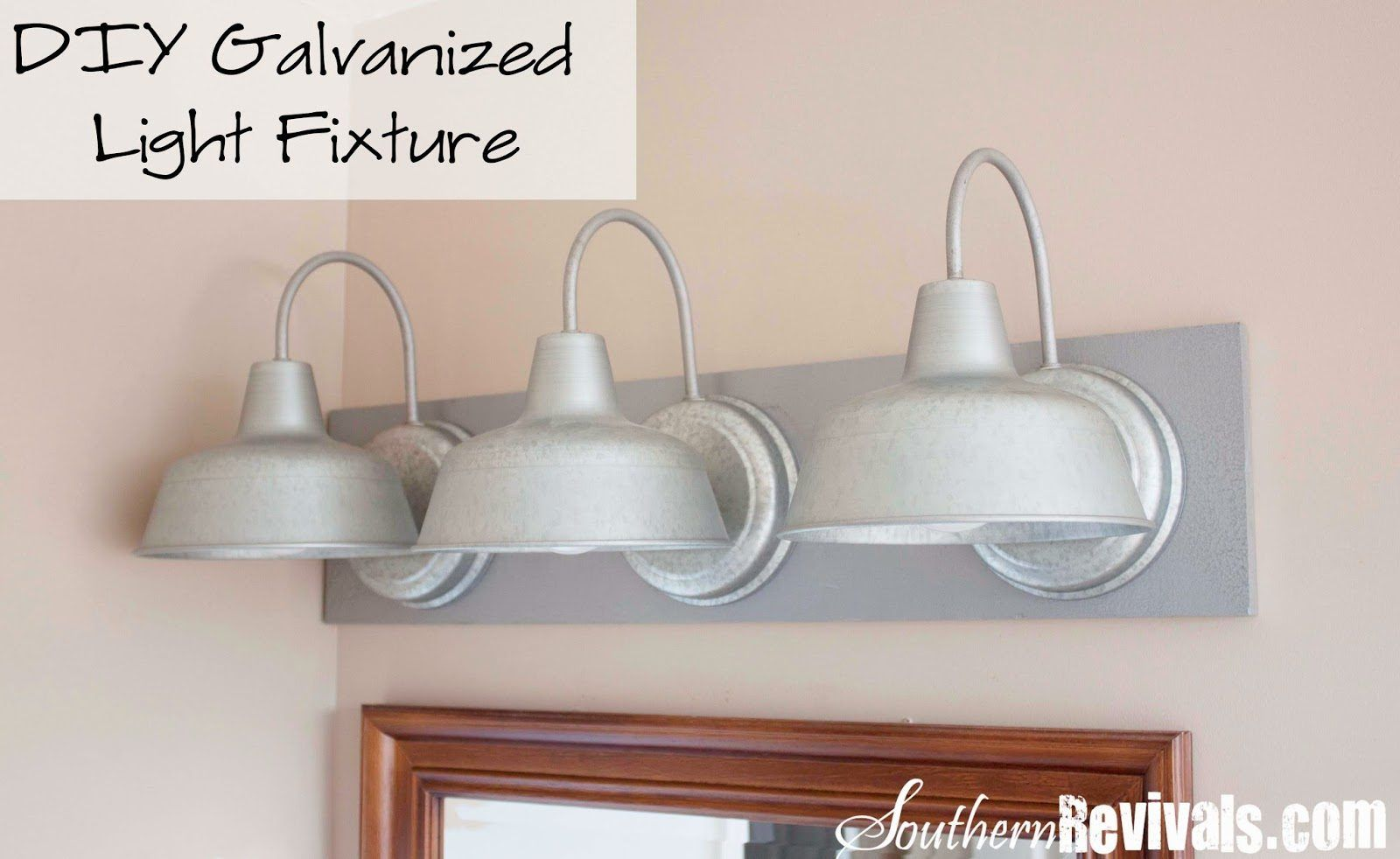 How To Install Bathroom Light Fixture Junction Box Change