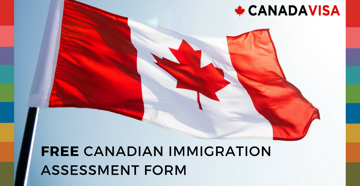 FREE Assessment Form for Canada Business Immigration  Find