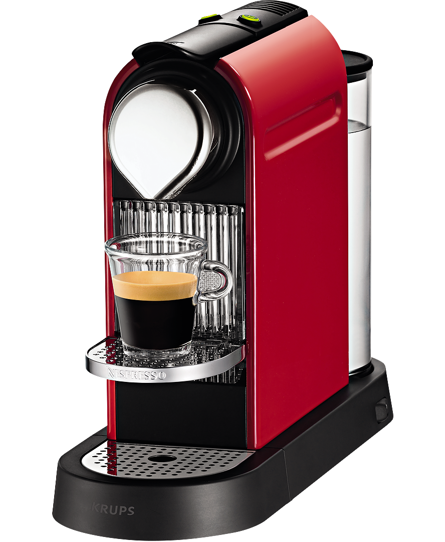 Nespresso. Red. Kitchen. Nespresso, Coffee maker, Best