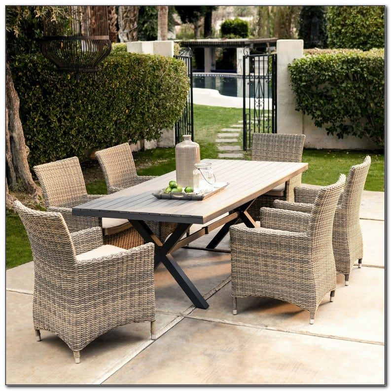 Broyhill 7 Piece Outdoor Dining Set Patio Dining Set Patio Set