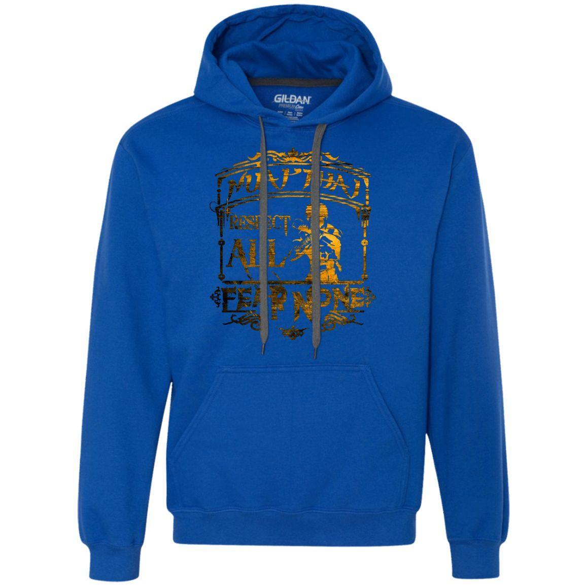 Heavyweight Pullover Fleece Sweatshirt