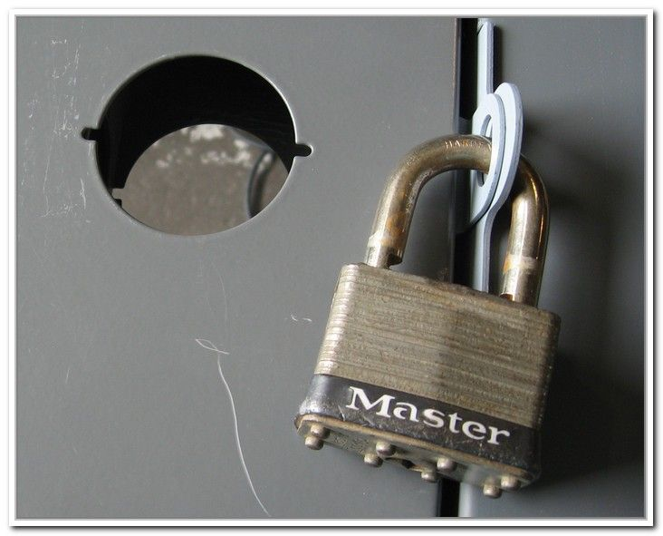 Park Art|My WordPress Blog_How To Lock A Door Without A Lock Easy