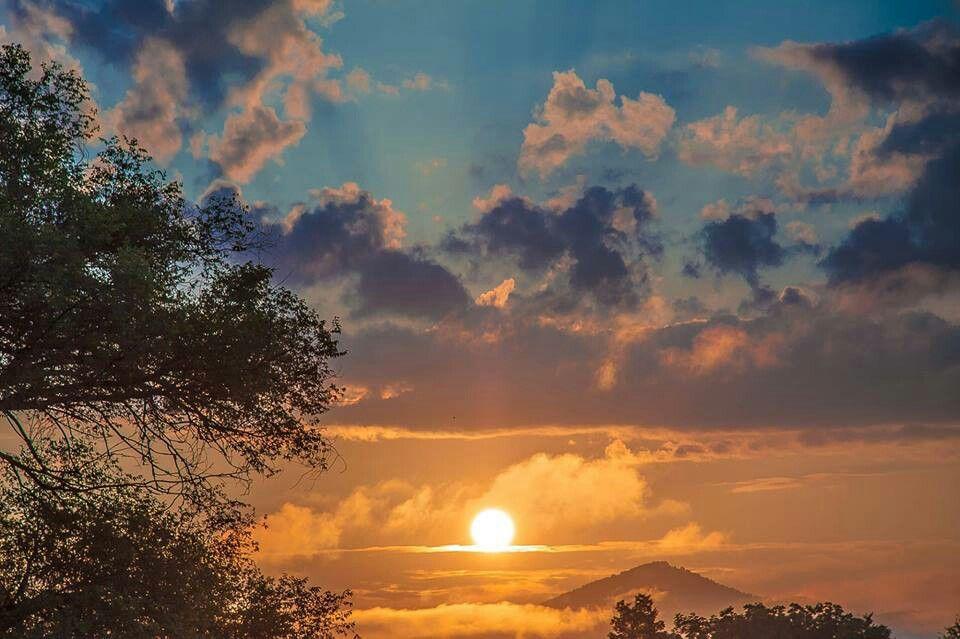 #Sunset in #Roanoke, #Va