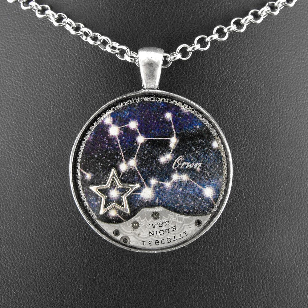 constellation reva pendant orion taylorcustom necklace