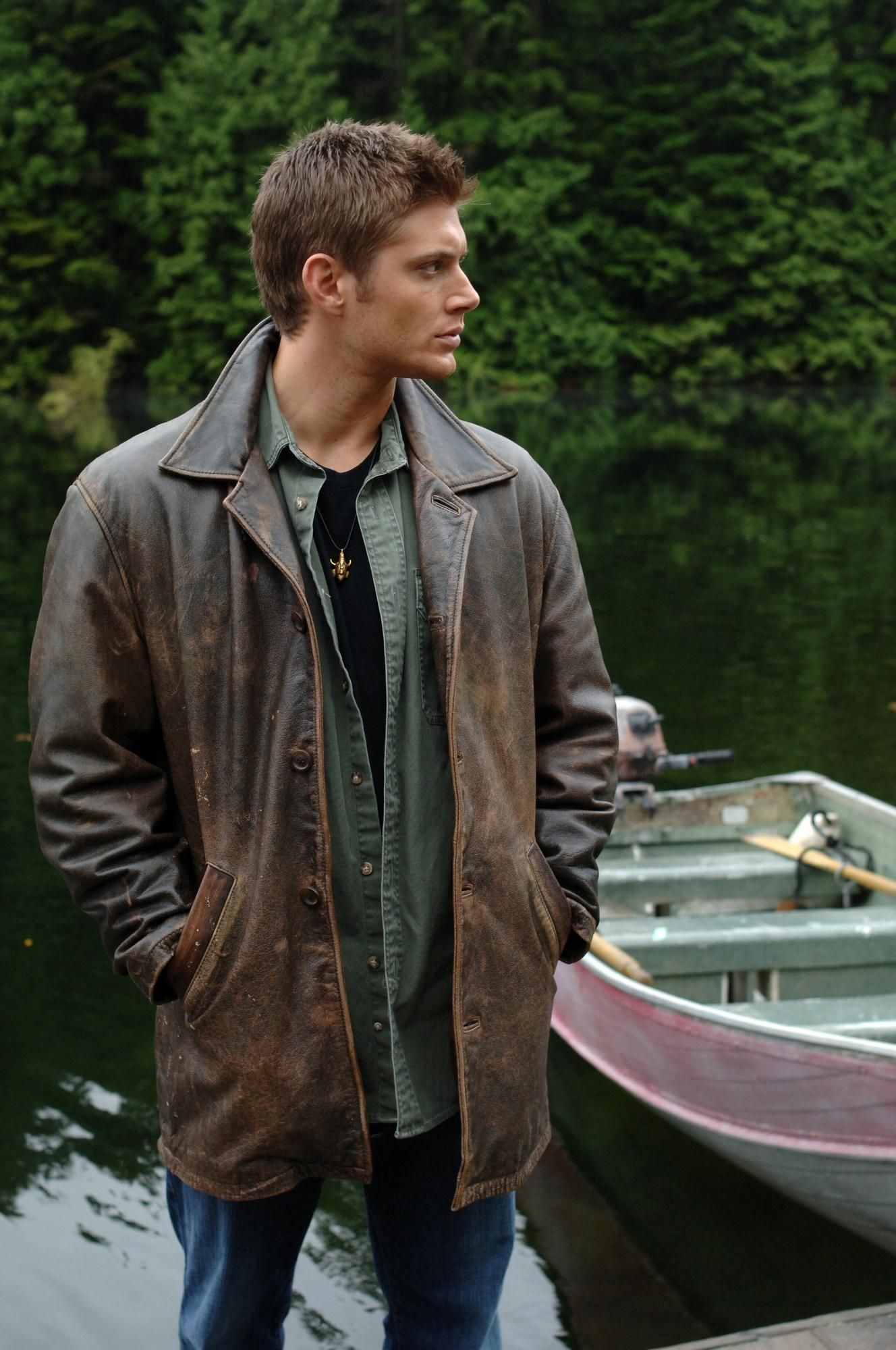 Dean Winchester Jacket Supernatural Supernatural Dean Winchester Dean Winchester Outfit Supernatural Dean [ 2000 x 1328 Pixel ]