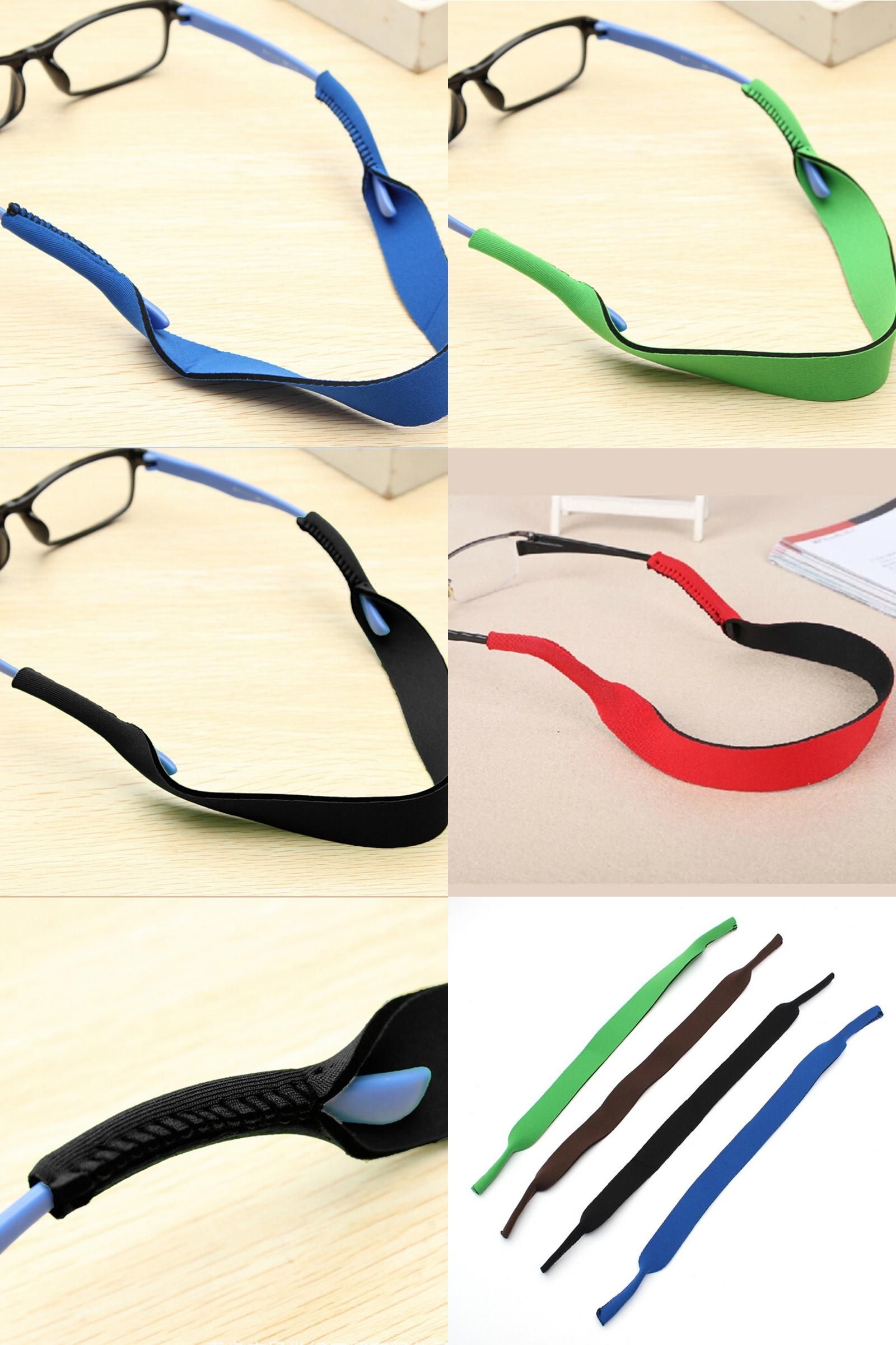 21ab14c361 [Visit to Buy] Spectacle Glasses Anti Slip Strap Stretchy Neck Cord 40.8cm  Outdoor Sports Eyeglasses String Sunglass Rope Band Holder #Advertisement
