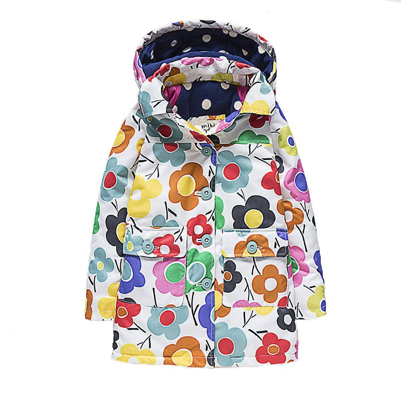 952372a6f53d 3-8 Yrs Winter Girls Jackets Coat Thicken Warm Long Jacket for Girls ...
