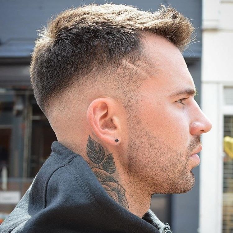 Ubergang Kurze Lange Haare Manner Cool Men S Haircuts Lange