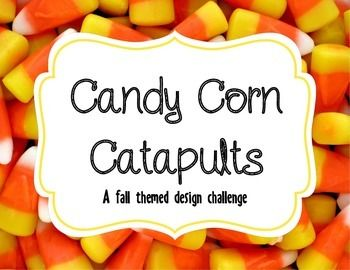 Fall Science Activity: Candy Corn Catapults!Great for Halloween! Students will complete a STEM Design challenge to create a catapult that launches a piece of candy corn the furthest distance. Be sure to check out my Fall Science Bundle!Fall Science BundleCustomer Tips:How to get TPT credit to use on future purchases: Please go to your My Purchases page (you may need to login).