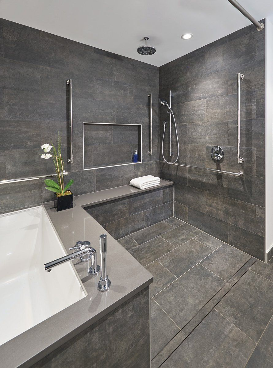 5 Steps to Incorporate Universal Design | Showers without ...