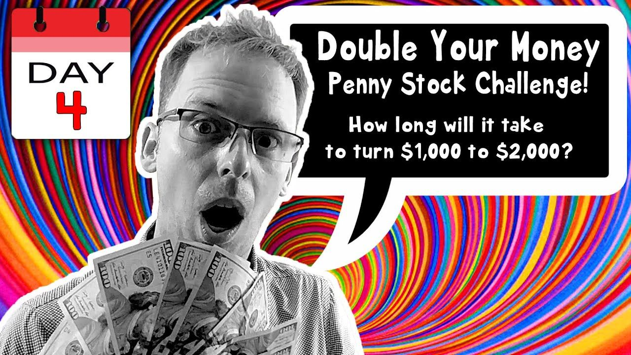 Day 4 31320 1000 penny challenge best stocks to