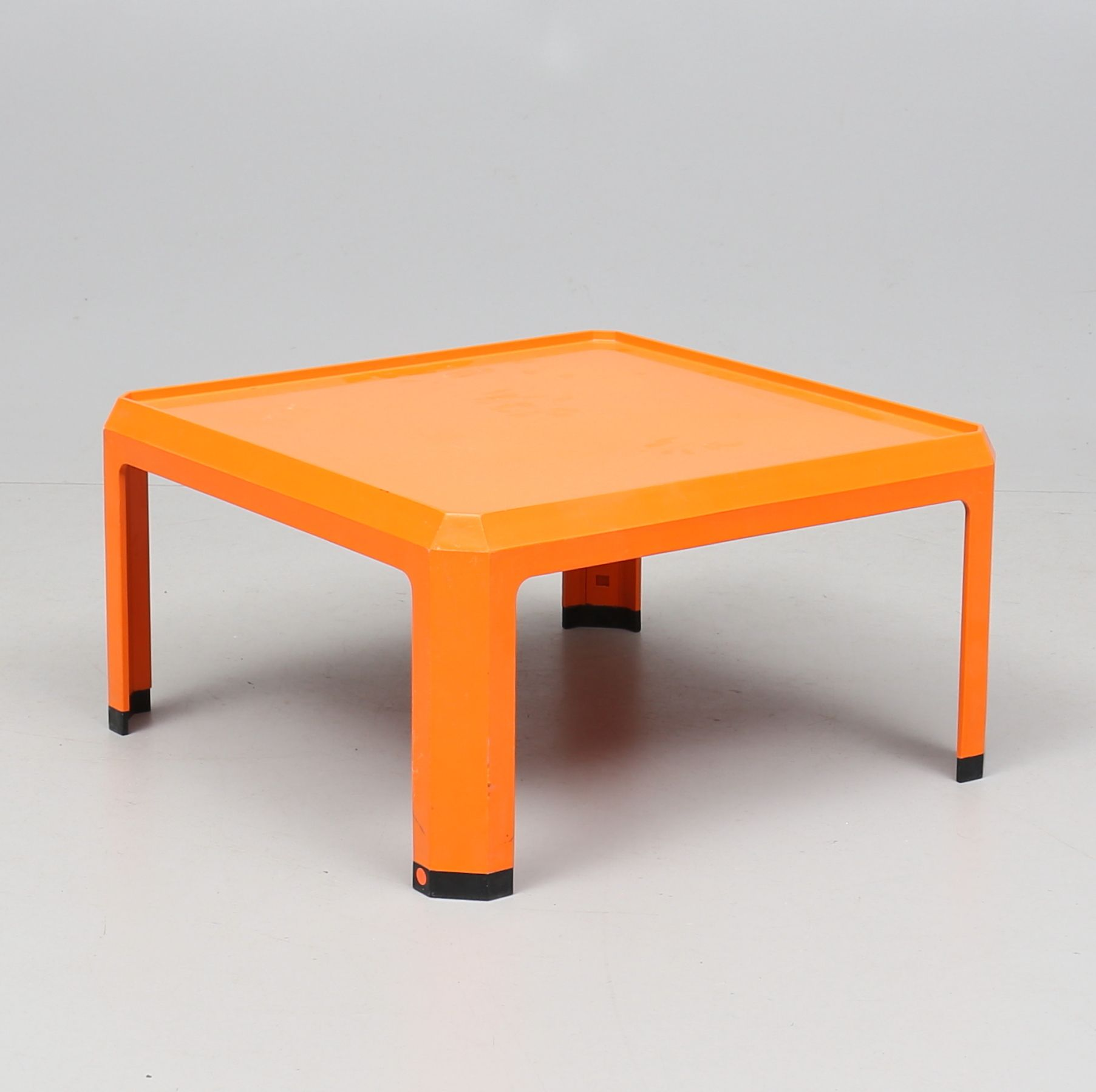 Alberto Rosselli Kartell Italy 1969 Table Design Home Decor [ 1798 x 1805 Pixel ]