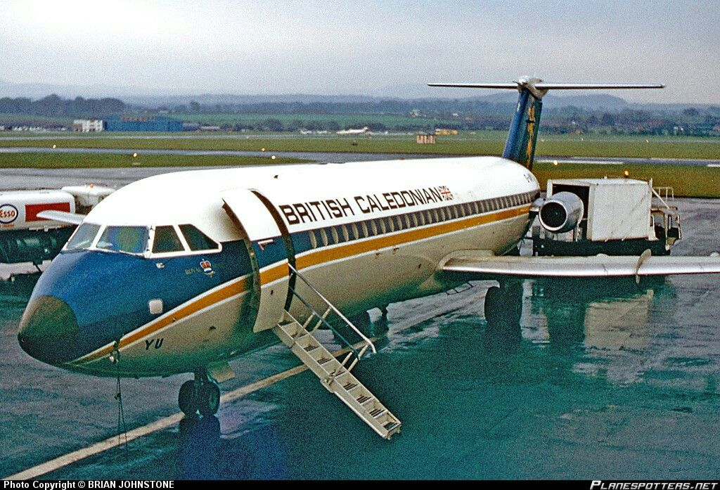 British Caledonian BAC 111