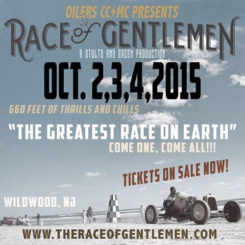 The Race of Gentlemen  2015