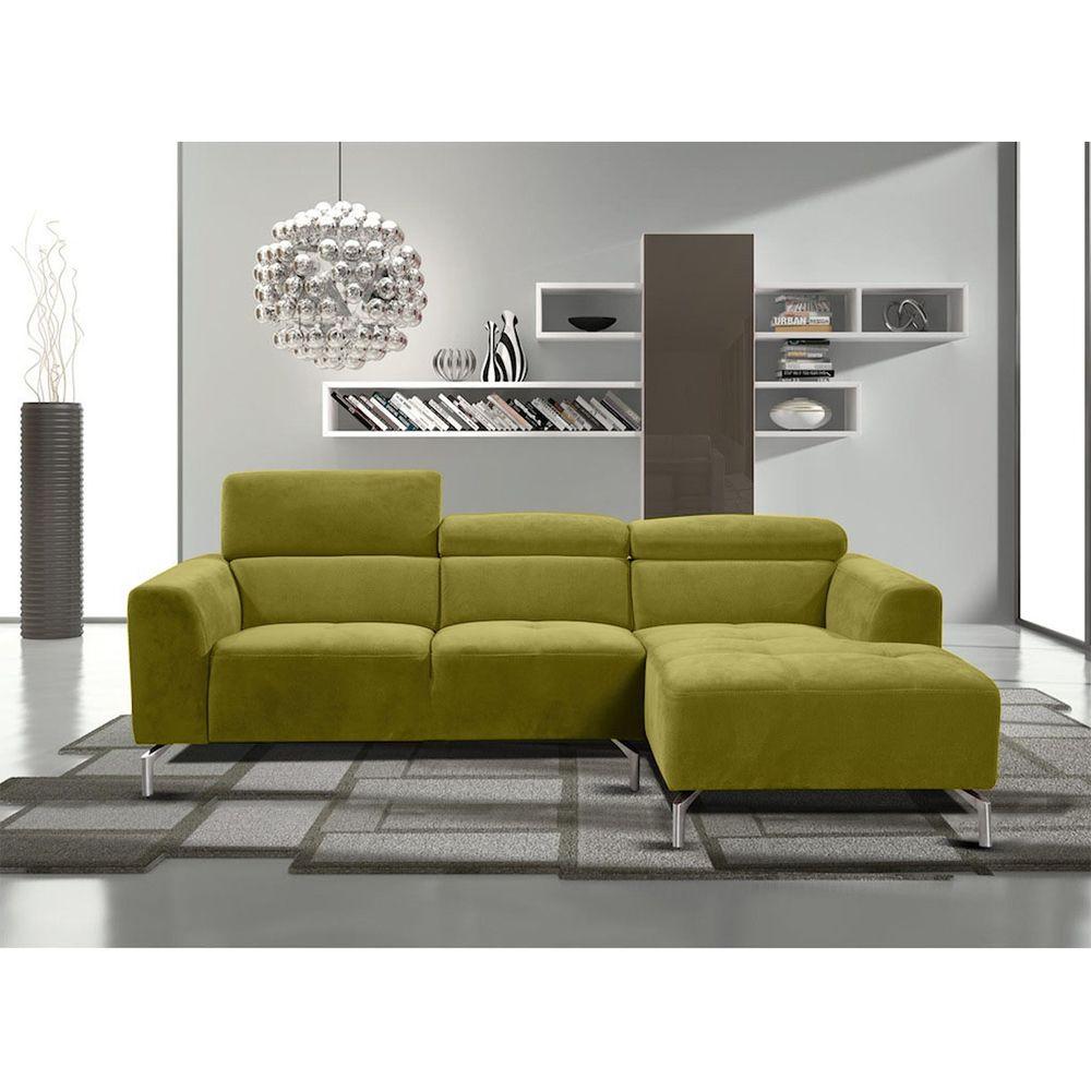 diamond sofa gemma right facing chaise sectional adjustable head rh pinterest com Kiwi Green Shirt Kiwi Gold