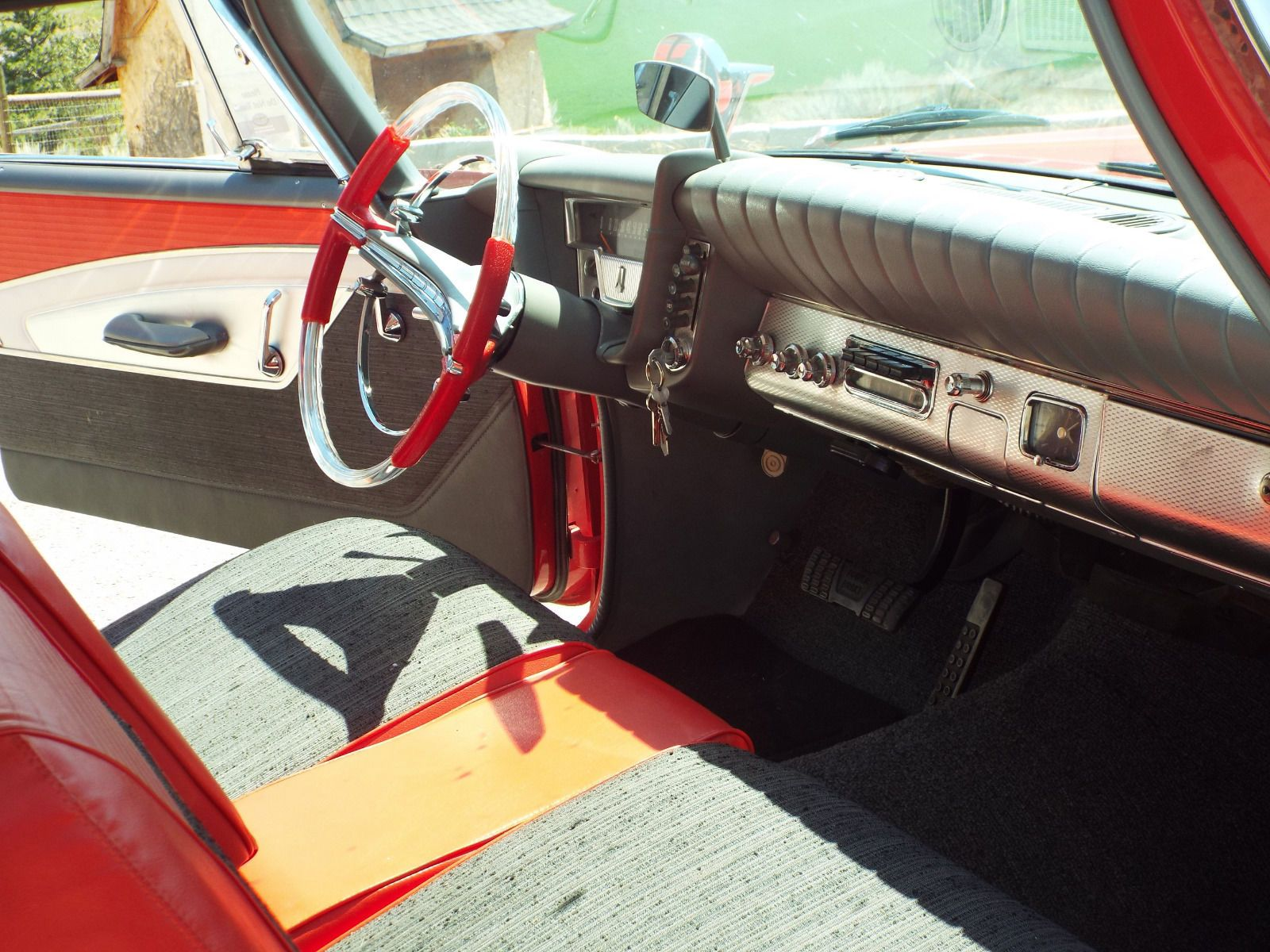1960 plymouth interior | 1960 PLYMOUTH FURY Lot 990 | Barrett ...