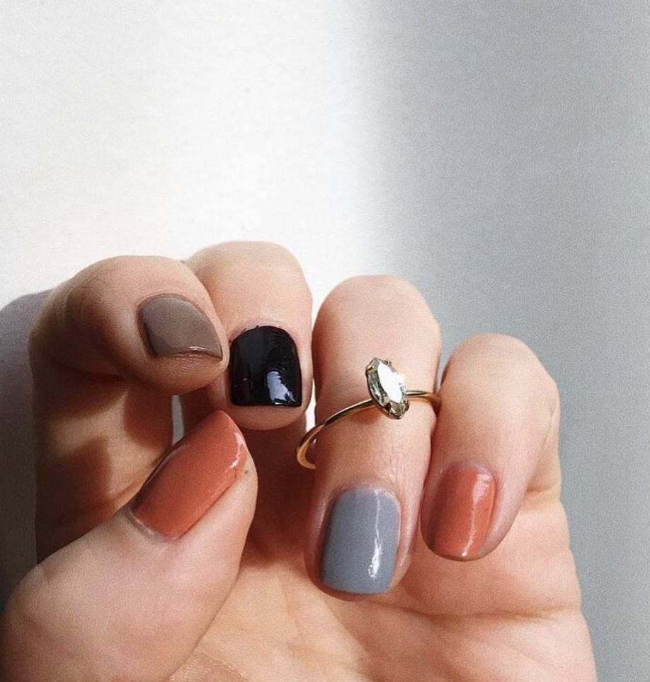 Photo of 46 Mismatched Nail Ideas You'll Want to Copy Immediately