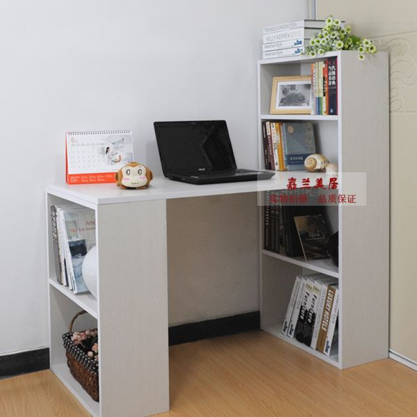 Bookcase Desk Diy Google Search