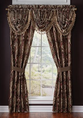 Croscill Bradney Valance Window Treatments Croscill