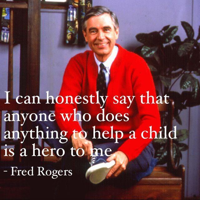 Happy Birthday Mr Rogers School Outfitters Teacherinspiration Mr Rogers Mister Rogers Neighborhood Workout Humor