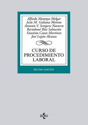 Curso De Procedimiento Laboral Alfredo Montoya Melgar Et Al Http Kmelot Biblioteca Udc Es Record B1518076 S1 Gag Mobile Boarding Pass