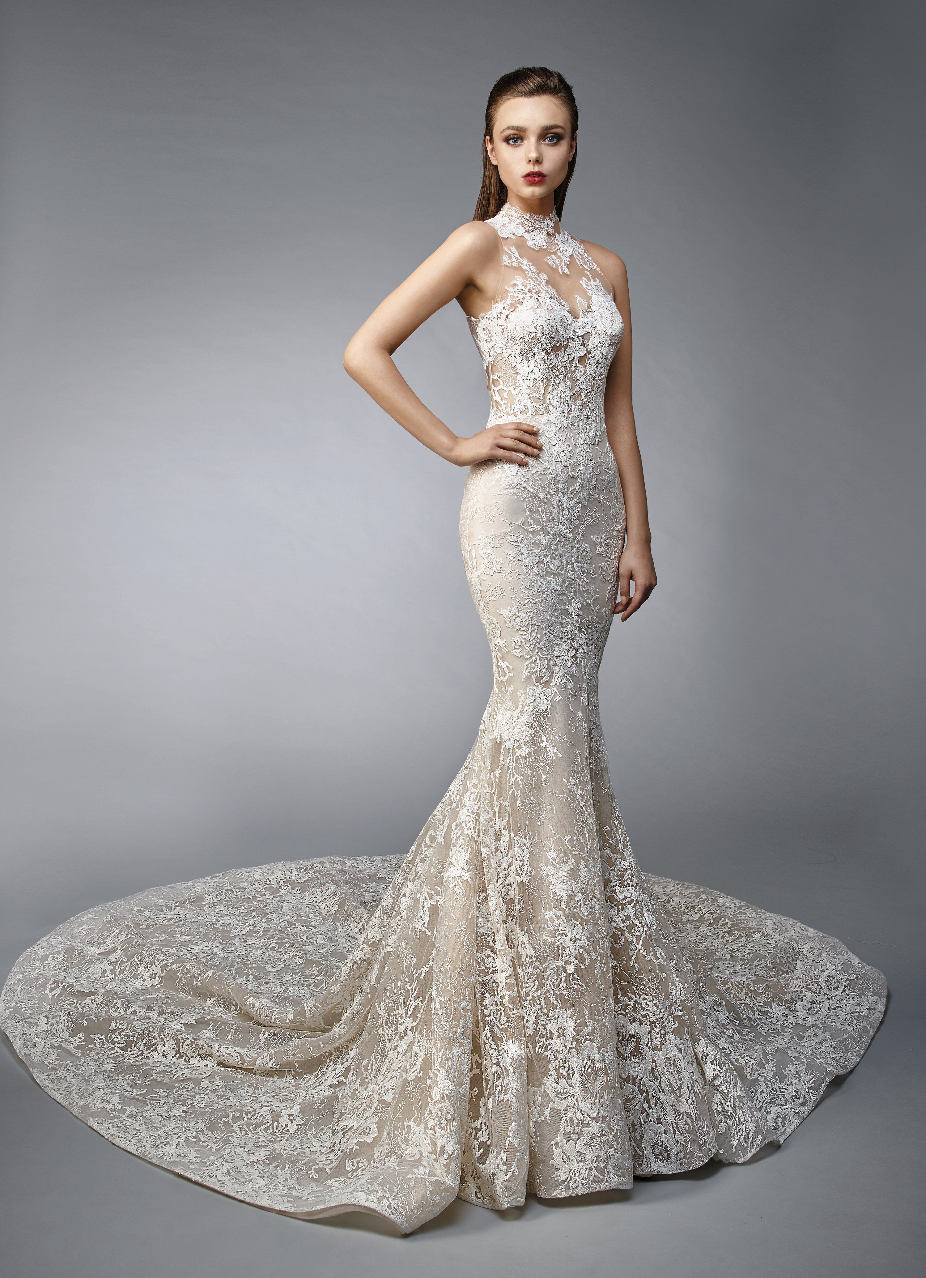 af26f840 NORINE brudekjole i 2019   Disco Wedding   Brudekjole, Blonde ...