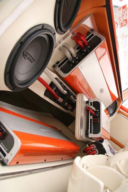1965 El Camino Arc Audio | Car Audio Instalations      | Car audio
