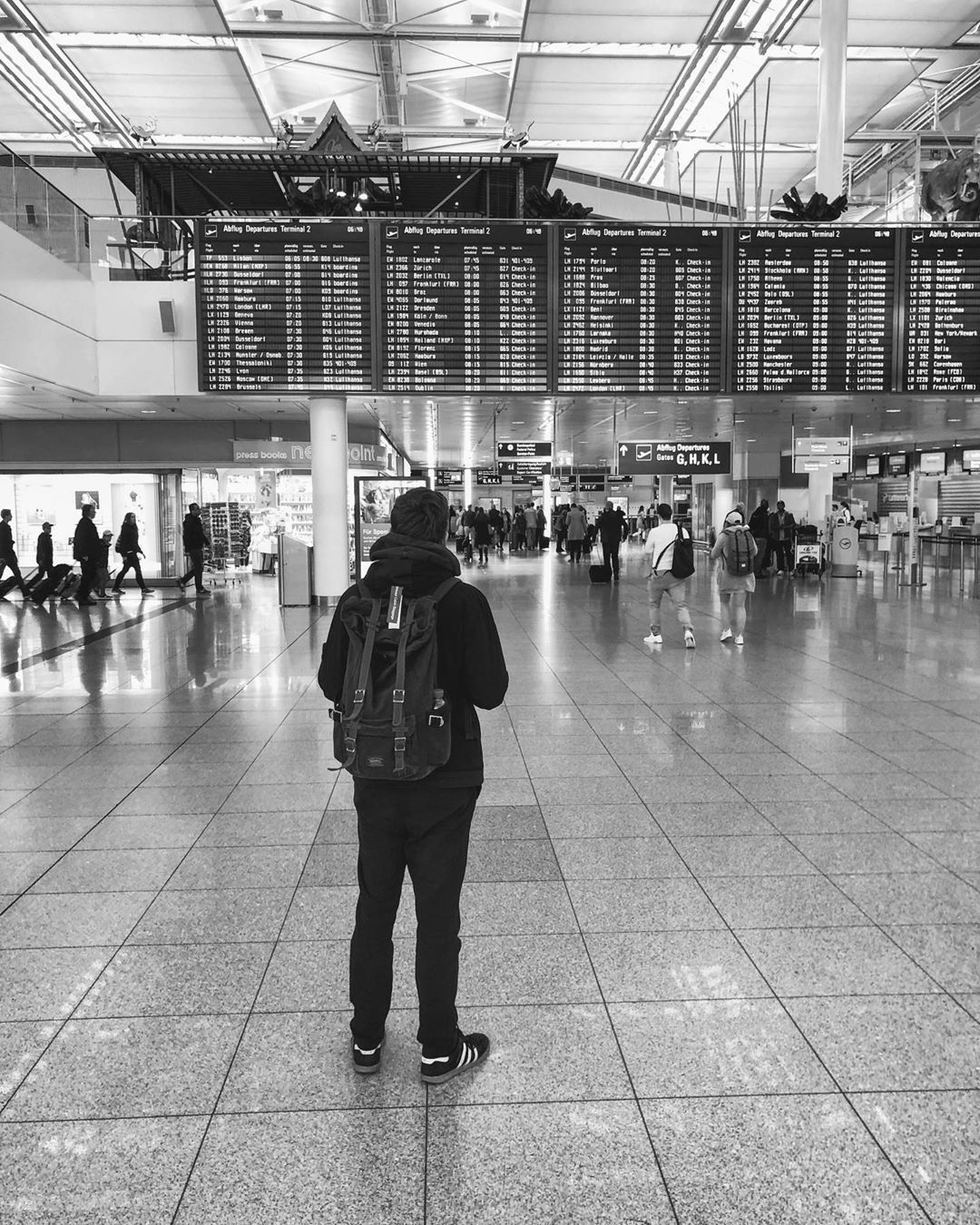 Next Stop Havana Munich Germany Airport Travel Travelholic