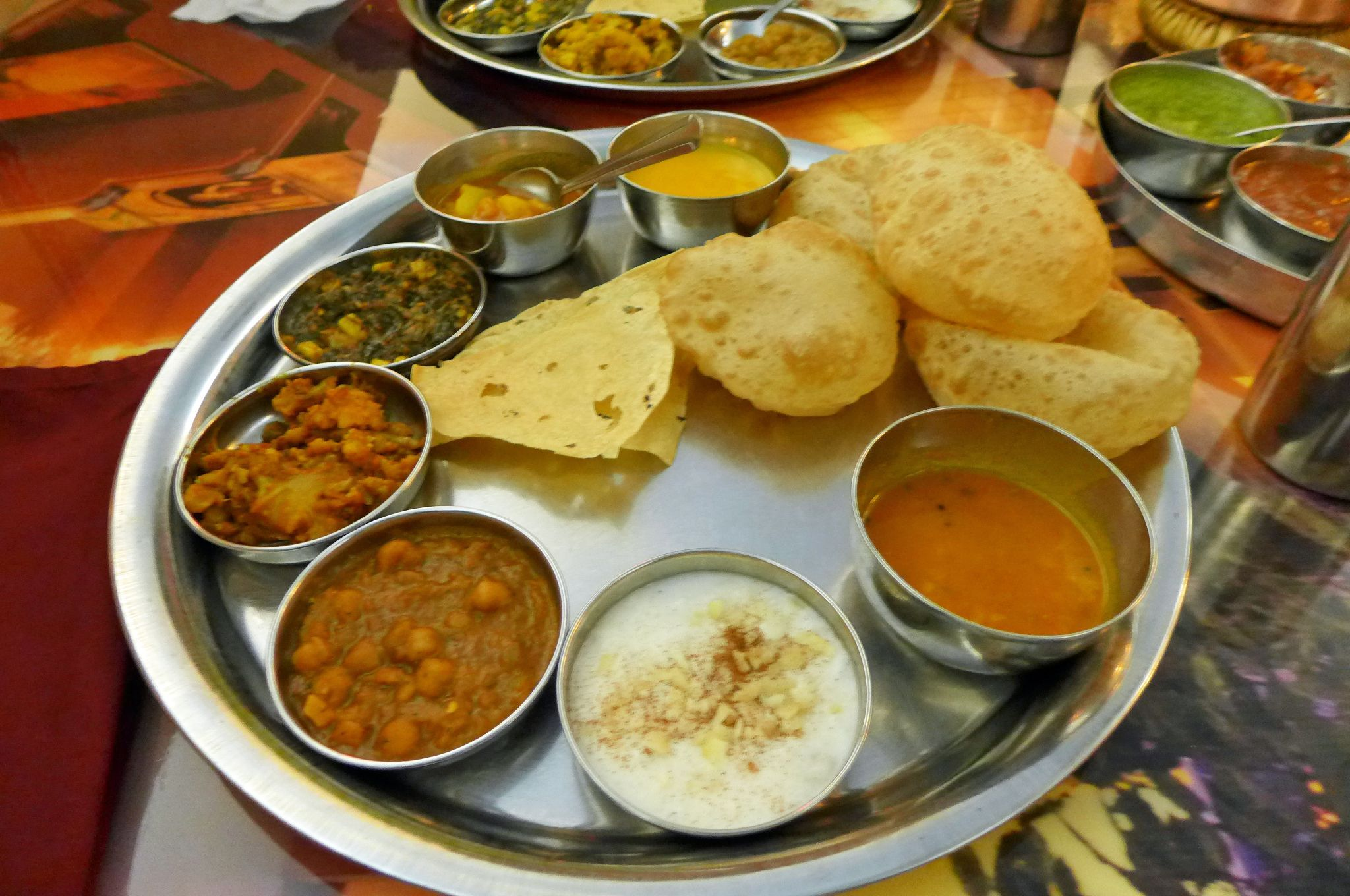 10 Old Fashioned Indian Restaurants To Try In New York City Eater Ny