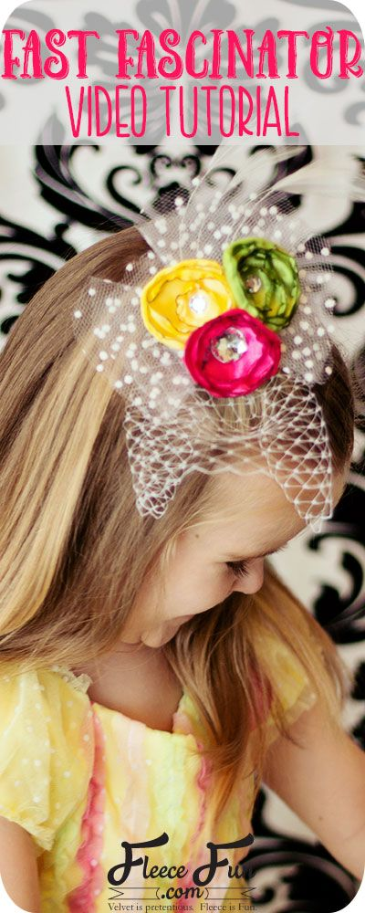 how to make a fascinator easy